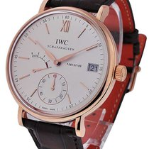 IWC IW510107 Portofino Automatic 8-Day Reserve - Rose Gold on...