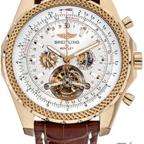 Breitling Mulliner Tourbillon Rose Gold Manual - H18841TA/G602