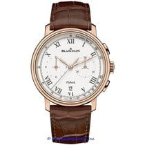 Blancpain Villeret Flyback Chronograph Pulsometer 6680F-3631-55B