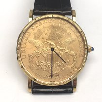 Corum $20 Gold Coin Watch- Manual Wind