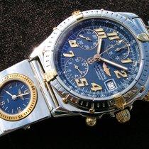 Breitling Chronomat Vitesse Blaues Zifferblatt & Utc Modul...
