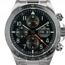 Fortis Classic Cosmonauts Stahl Keramik Automatik Chronograph...