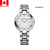 Raymond Weil Raymon Weil Shine Silver Dial Ladies 1600-ST-0061...