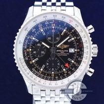 Breitling NAVITIMER WORLD NEW