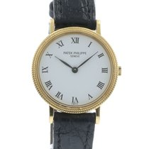 Patek Philippe Calatrava 4819 Watch with Leather Bracelet and...