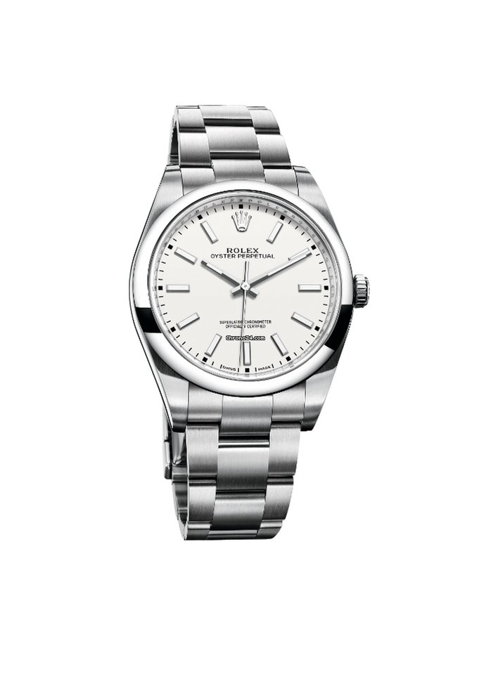 c136580a3bf Rolex Oyster Perpetual White 114300 for Rs. 395