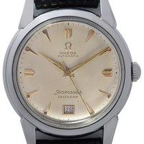 Omega Mans Automatic Wristwatch, Seamaster Calendar