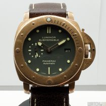 Panerai Luminor 1950 Submersible Bronze, Bronzo, PAM 382