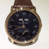 Blancpain Villeret  8 Days Power Reserve