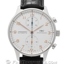 IWC Portugieser Chronograph Automatic Service 2016 IW371401