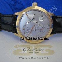 Glashütte Original PanoReserve in 750/18 K Rosegold Zertifikat...