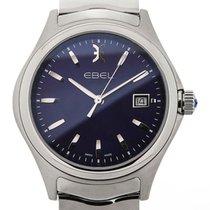 Ebel Sportwave 40 Blue Dial