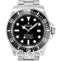 勞力士 (Rolex) Sea-Dweller Black/Steel Ø40mm - 116600