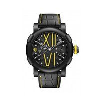 Romain Jerome Jerome Steampunk Auto Yellow