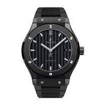 Hublot Classic Fusion Black Magic 45mm Automatic Black Ceramic...