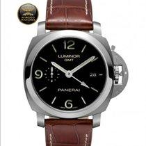 파네라이 (Panerai) - LUMINOR 1950 3 DAYS GMT AUTOMATIC ACCIAIO - 44MM