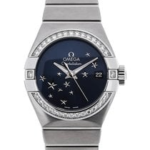 Omega Constellation 27 Automatic Date