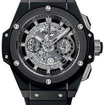 Hublot King Power 48mm Unico Black Magic Men's Watch