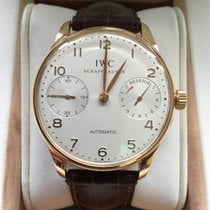 IWC Portugieser Power Reserve Automatik Rosegold 7 Tage  /750