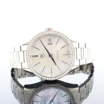 TAG Heuer Carrera Diamond Bezel MOP Dial Ladies WAR1315.RMX6435