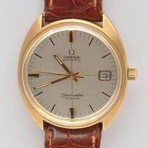 歐米茄 (Omega) Omega Seamaster Cosmic vintage 1968 18k gold...