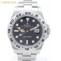 ロレックス (Rolex) ロレックス 216570 エクスプローラーU G番 ブラック