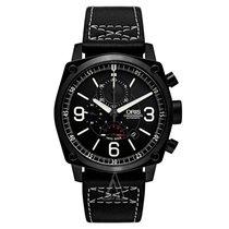 Oris Men's BC4 Chronograph Watch
