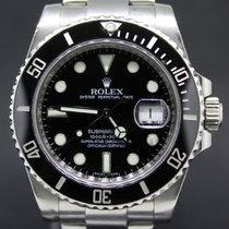 Rolex Submariner Steel Date, Ceramic  Bezel, 40MM MINT (ONLY BOX)