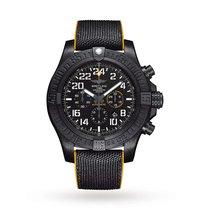 Breitling Avenger Hurricane| Carbon Black Chronograph date| 50mm