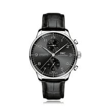 IWC Schaffhausen Portugieser Chronograph Mens Watch IW371447