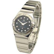 Omega Constellation Quartz 123.10.24.60.51.002