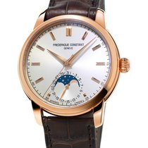Frederique Constant MANUFACTURE CLASSIC MOONPHASE Steel/Rose...