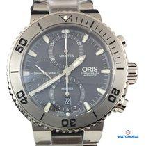Oris Aquis Titan Chronograph  01 674 7655 7253-07 8 26 75PEB