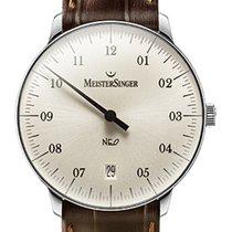 Meistersinger Neo 36 mm Ivory Dial - NE 903