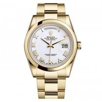 Rolex Day-Date President 18K Solid Yellow Gold