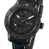 Fortis B-42 Black Black Day/Date