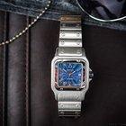 Cartier Santos Galbee Big Automatic steel