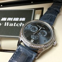 Patek Philippe Cally - 4947G-001 Blue Dial Complications White...