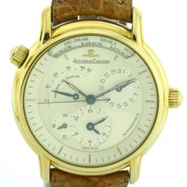 Jaeger-LeCoultre Master Control Geographic in 750/18k Gold