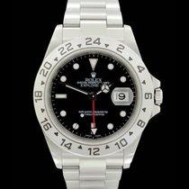 ロレックス (Rolex) Rolex Explorer II - Ref.: 16570 - Box/Papiere -...