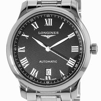 Longines Master Collection Men's Watch L2.628.4.51.6