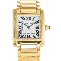 Cartier Watch Tank Francaise W50014N2