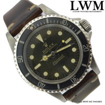 Rolex Submariner 5513 Cornino Underline gilt dial Full Set 1962