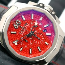 Corum Admirals Cup  AC-ONE 45 Red Limited A132/02476