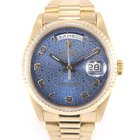 """Rolex Day-date 18238 """"special blue dial"""""""