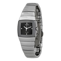 라도 (Rado) Ladies R13780702 Sintra Jubilé 4 Diamonds Quartz Watch