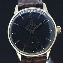Omega Seamaster 30 Handaufzug Black Dial Anno 1962