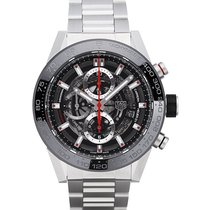 TAG Heuer Men's CAR2A1W.BA0703 Carrera Calibre HEUER 01...