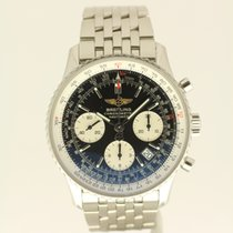 Breitling Navitimer Chronograph - '09 - with B + P and...