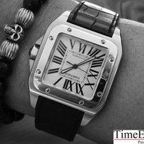 Cartier Santos 100 XL Automatik perfektes Fullset aus 2005